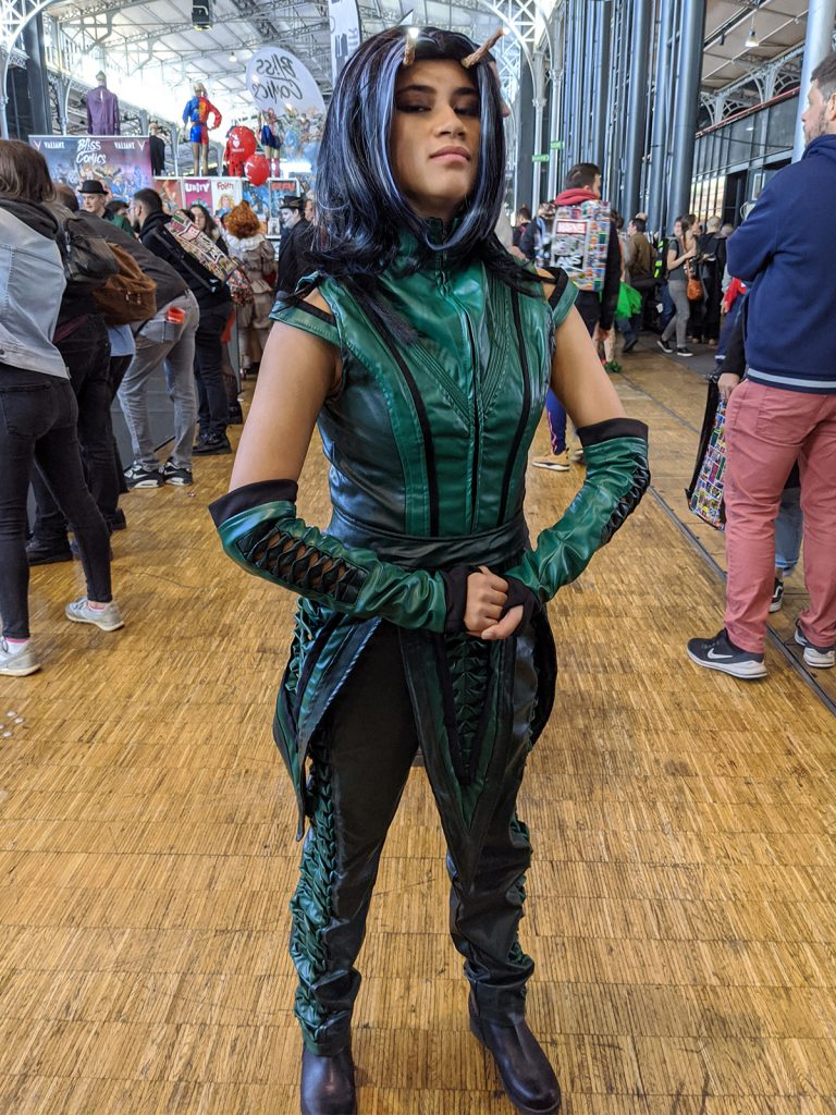 Cosplay Mantis Comic Con Paris 2019